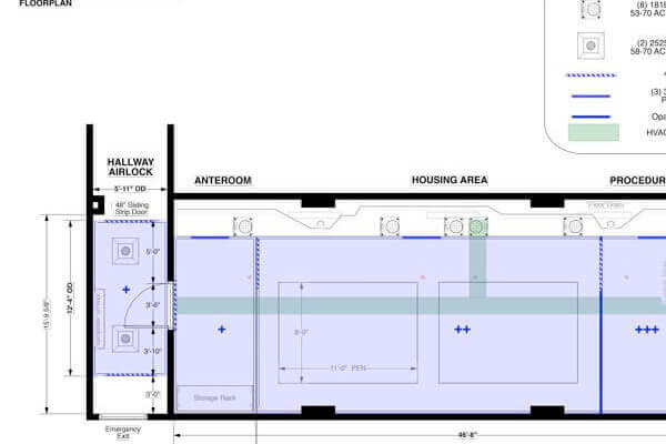 SCID-Laboratory-Floorplan-2D